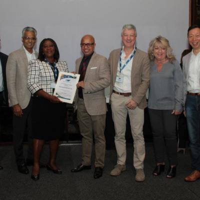 Racing Link Award For Exemplary Performance Africa Region